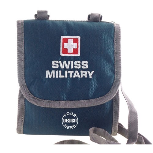 Giftsuncommon - Swiss Military Travel Wallet