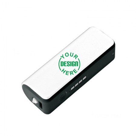 Giftsuncommon - Finger size Power Bank 2000 mAh