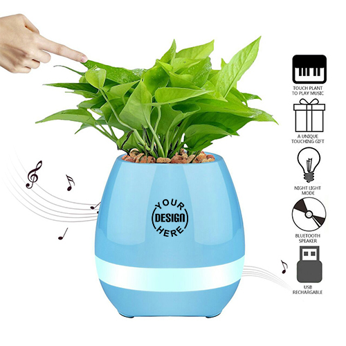 Giftsuncommon - Bluetooth Speaker Flower Pot