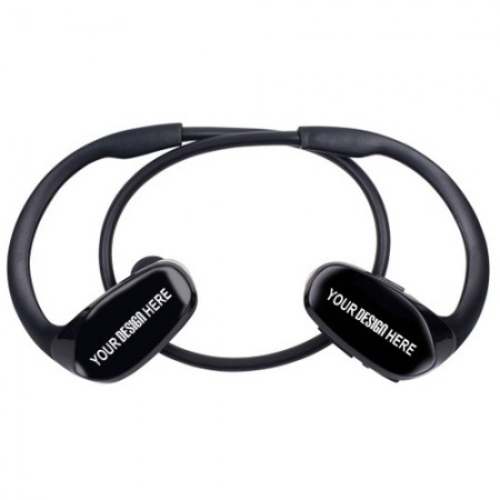 Giftsuncommon - Monotone Personalized Wireless Headphone