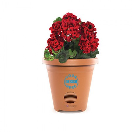 Giftsuncommon - Planter Bluetooth Speaker