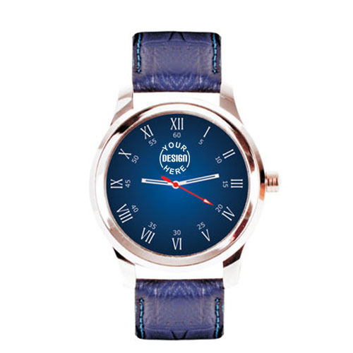 Giftsuncommon - Blue Color Wrist Watch