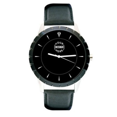 Giftsuncommon - Black Corporate Wrist Watch
