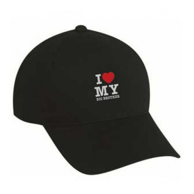 Giftsuncommon - I Love You Big Brother Printed Cap