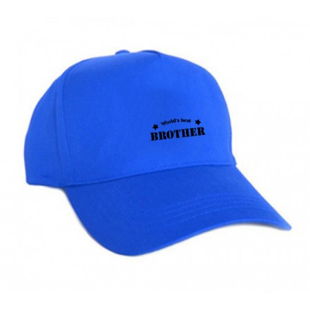 Giftsuncommon - Best Brother Ever Printed Cap