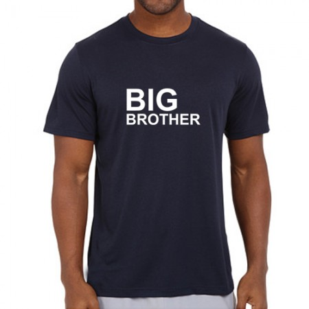Giftsuncommon - Big Brother Printed T Shirt