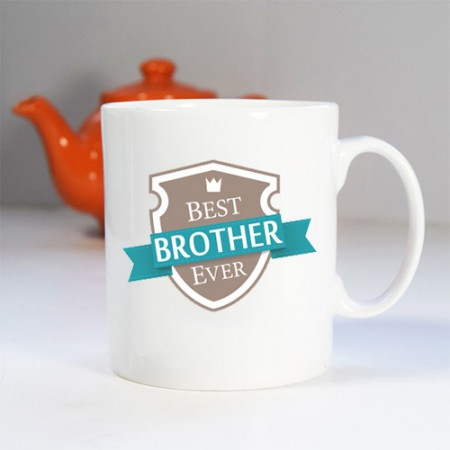 Giftsuncommon - Best Brother Ever Printed Mug