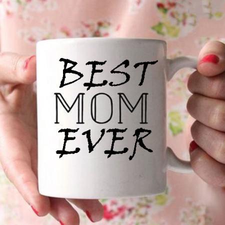 Giftsuncommon - Best Mom Ever Print Mug