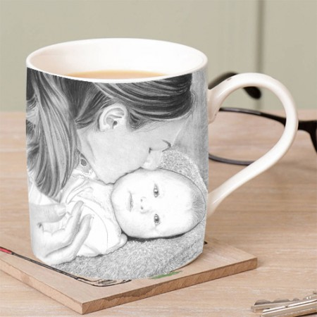 Giftsuncommon - Mothers Day Image Printed Mug