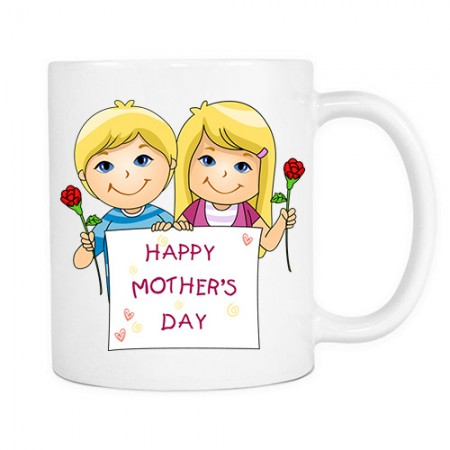 Giftsuncommon - Mothers Day Logo Printed Mug