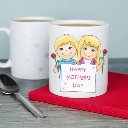 Giftsuncommon - Happy Mothers Day Printed Mug
