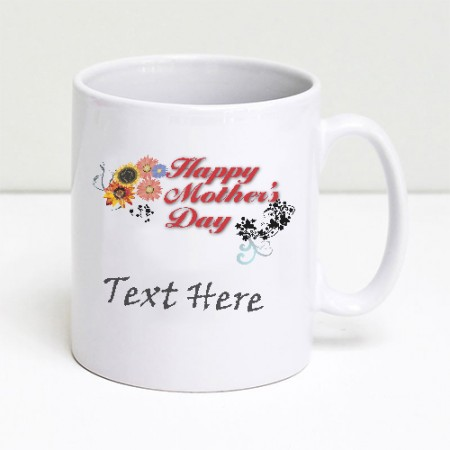 Giftsuncommon - Custom Text Mothers Day Mug