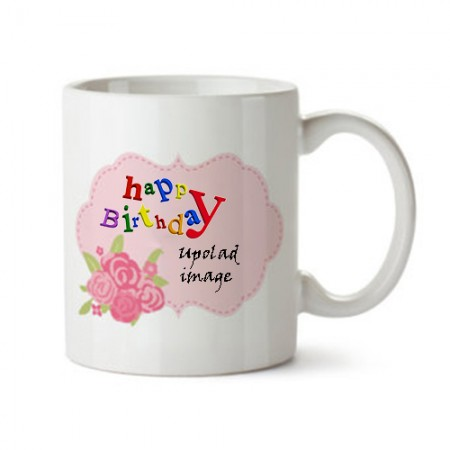 Giftsuncommon - Customized Image printed Birthday Mug