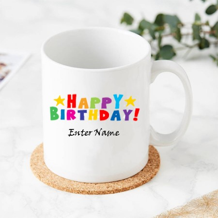 Giftsuncommon - Logo Printed Birthday Mug