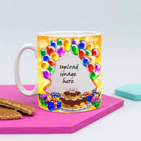 Giftsuncommon - Image Printed Birthday Mug