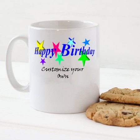 Giftsuncommon - Create Your Own Birthday Mug
