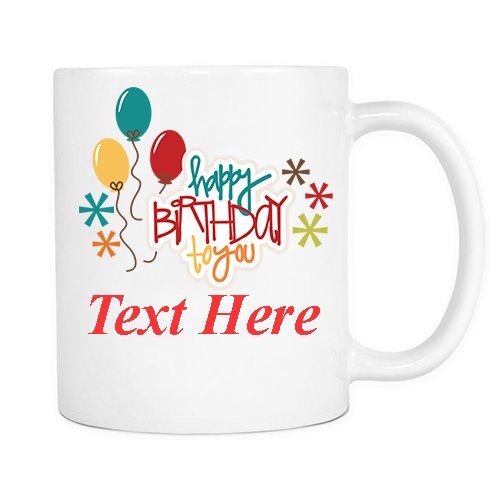Giftsuncommon - Customized Birthday Mug