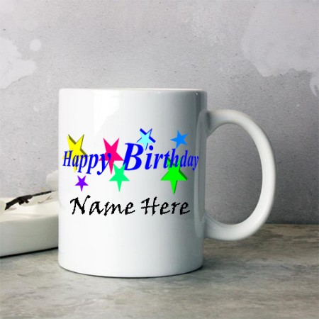 Giftsuncommon - Customized Birthday Mug Name Printed