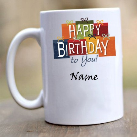 Giftsuncommon - Happy Birthday Mug
