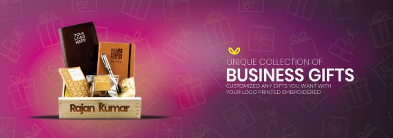 business gifts banner